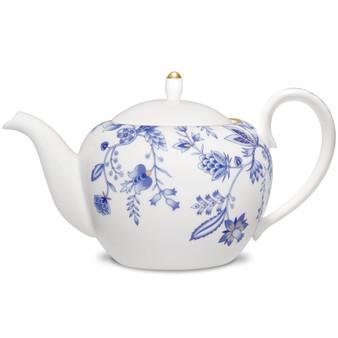 17.2 Ounces Blue Small Teapot (4562-T50523)