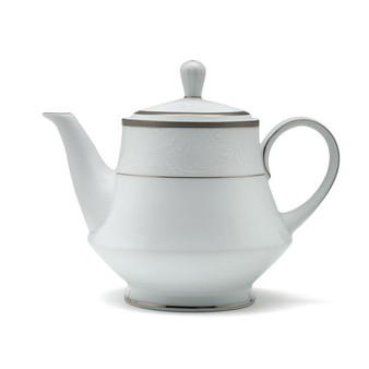 Regina Platinum 38-Ounces Teapot (4324-427)