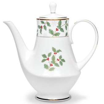 Holly And Berry Gold 49-Oz 49-Oz Coffee Server (4173-461)
