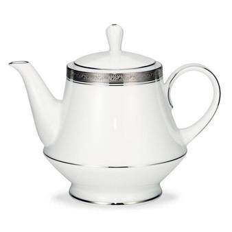 Crestwood Platinum 38-Ounces Teapot (4166-427)