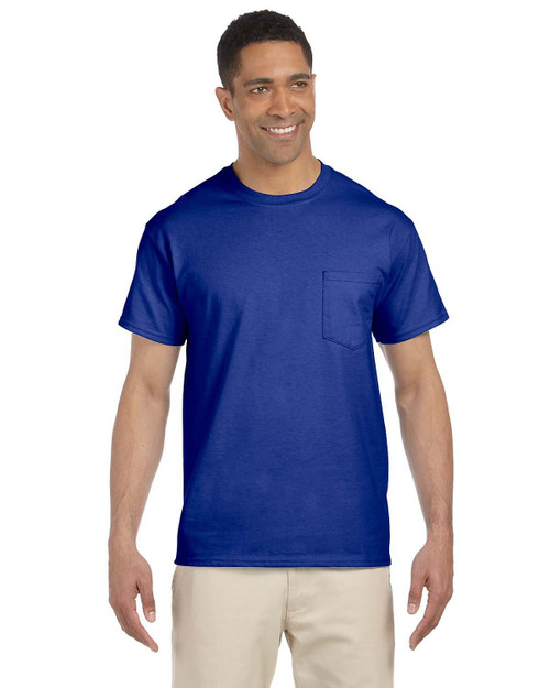 Gildan Adult Pocket T-Shirt