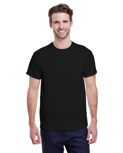 Gildan Adult Heavy Cotton™ 5.3 oz. T-Shirt Black