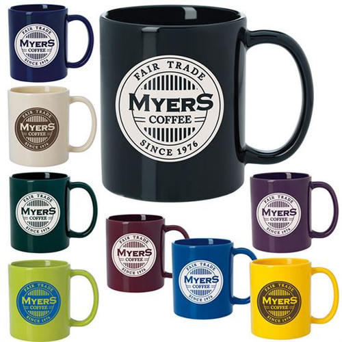 Budget Mug - 11 oz (colors)