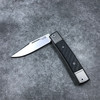 "LionSteel Best Man Slip Joint Traditional Folder Carbon Fiber 2.88"" M390"