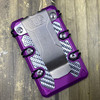 EOS 3.0 Lite Wallet Anodized Aluminum with inserts, Ti Money Clip