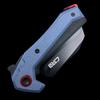 "CJRB Tigris AR-RPM9 Blue G10 3.5"""