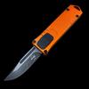 "Boker Plus USB OTF Automatic Knife Burnt Orange Aluminum (1.7"" Black SW)"