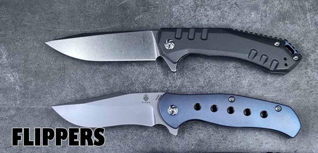 Flipper Knives