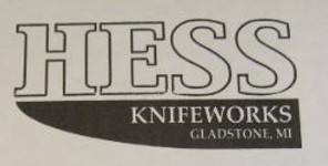 Hess Knives