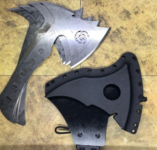 Southern Grind Wasp Throwing Axe Set w/ Kydex
