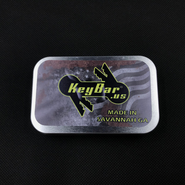 Titanium Camo KeyBar