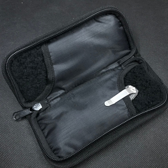 Pocketed Zipper Case