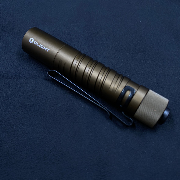 Olight i5T EOS Desert Tan 300 Lumen LED Flashlight