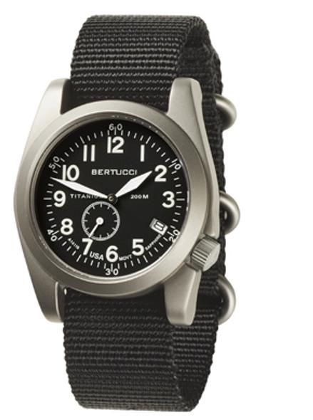 Bertucci A-11T Americana Mens Field Watch 13333