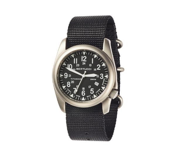 Bertucci A-4T Super Yankee Mens Field Watch 13477