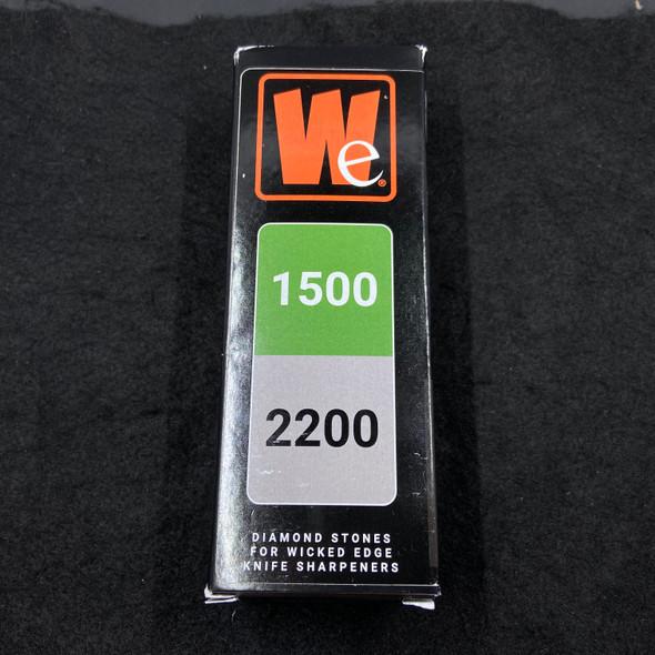 Wicked Edge 1500/2200 Diamond Stone