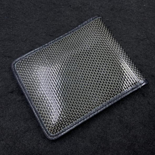 Bastion Carbon Fiber Bi-Fold Wallet