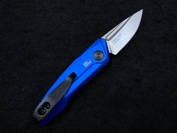 """Kershaw Launch 9 Automatic Knife Blue (1.8"""" Working) 7250BLUSW"""