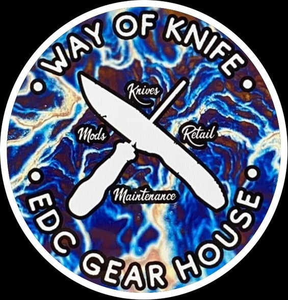 Way Of Knife & EDC Gear House Vinyl Swag Pack