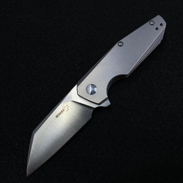 Boker Plus Petite Flipper Frame Lock Knife