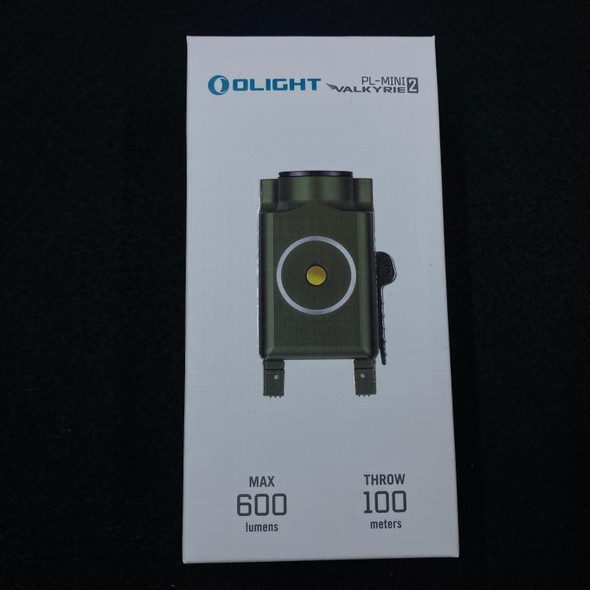 Olight PL-Mini 2 Valkyrie Tactical LED Light OD Green