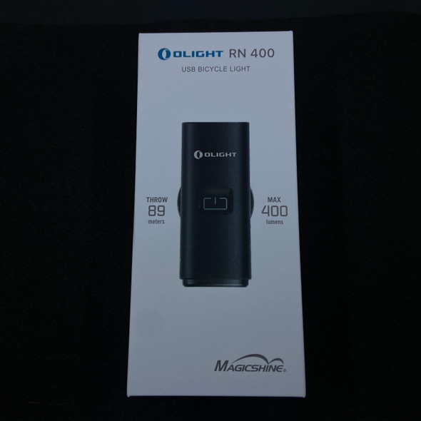 Olight RN 400 Bicycle Light USB Rechargeable