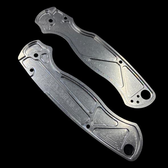 RGT Titanium Spyderco Paramilitary 2 Scales