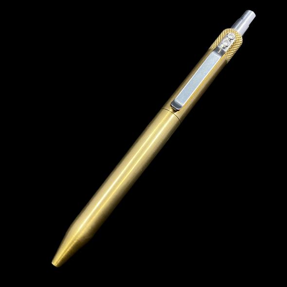 Kara's Kustom Pen Retrakt Brass V2 (Scratch & Dent)