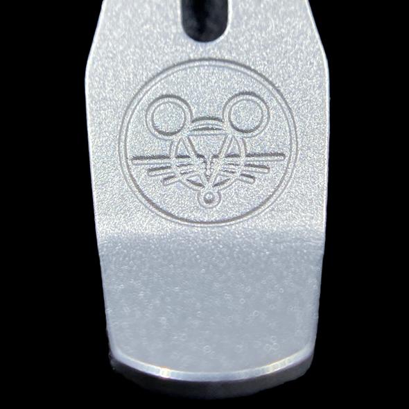 GiantMouse Titanium Deep Pocket Clip for Ace Sonoma ( V1 ONLY)
