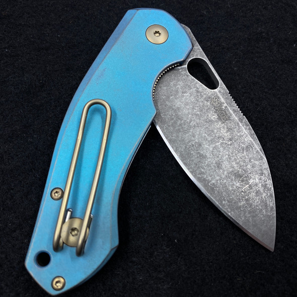 Antique Anodizing Finish For Titanium