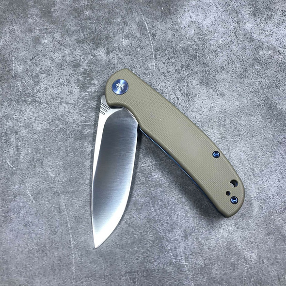 WE Knives Practic G10 M390 Linerlock Flipper