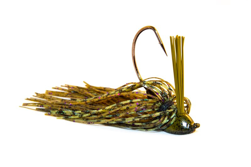 Secret Lures MVP Flippin' Jig Series Bass Fishing Lure