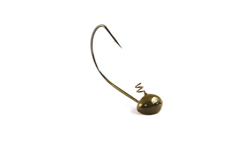 Secret Lures Tail Shaker Jig Heads Fishing Hook
