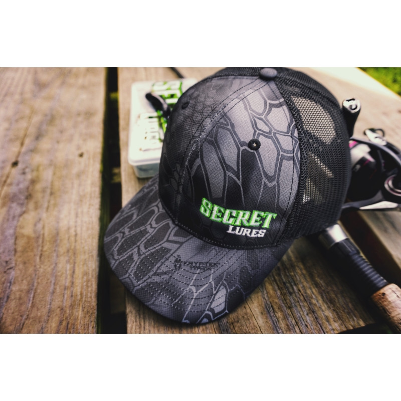 Secret Lures Secret Lures Kryptek Cap