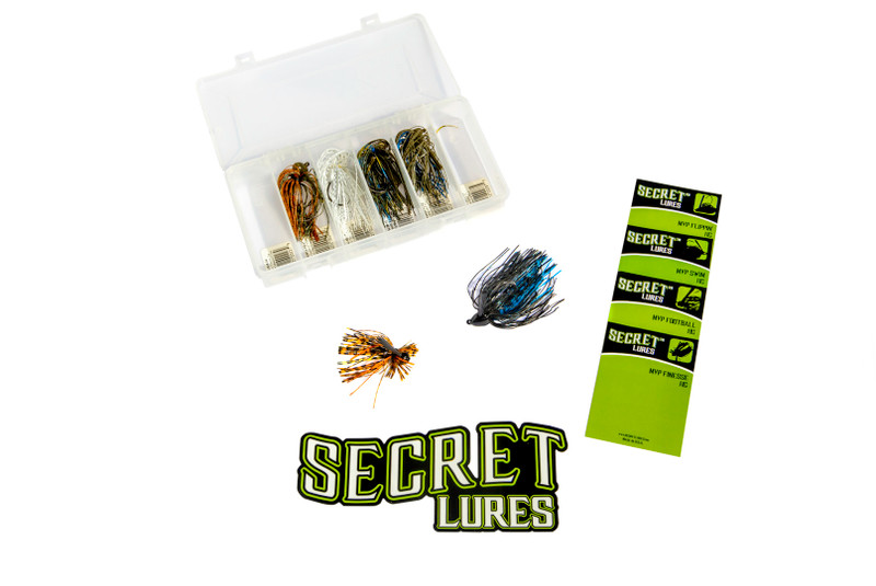secret lures mvp jig kit fishing tackle box holiday gift guide