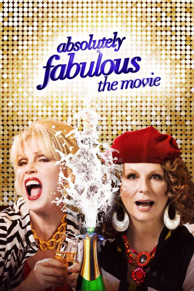 Absolutely Fabulous The Movie [Movies Anywhere HD, Vudu HD or iTunes HD via Movies Anywhere]