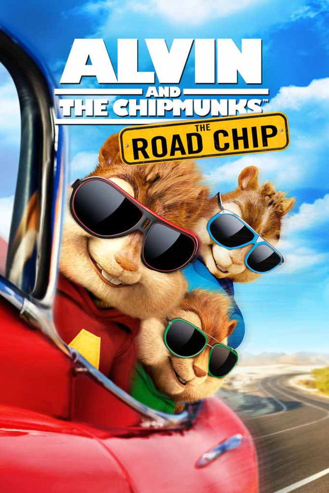 Alvin And The Chipmunks: The Road Chip [Movies Anywhere HD, Vudu HD or iTunes 4K via Foxredeem.com]