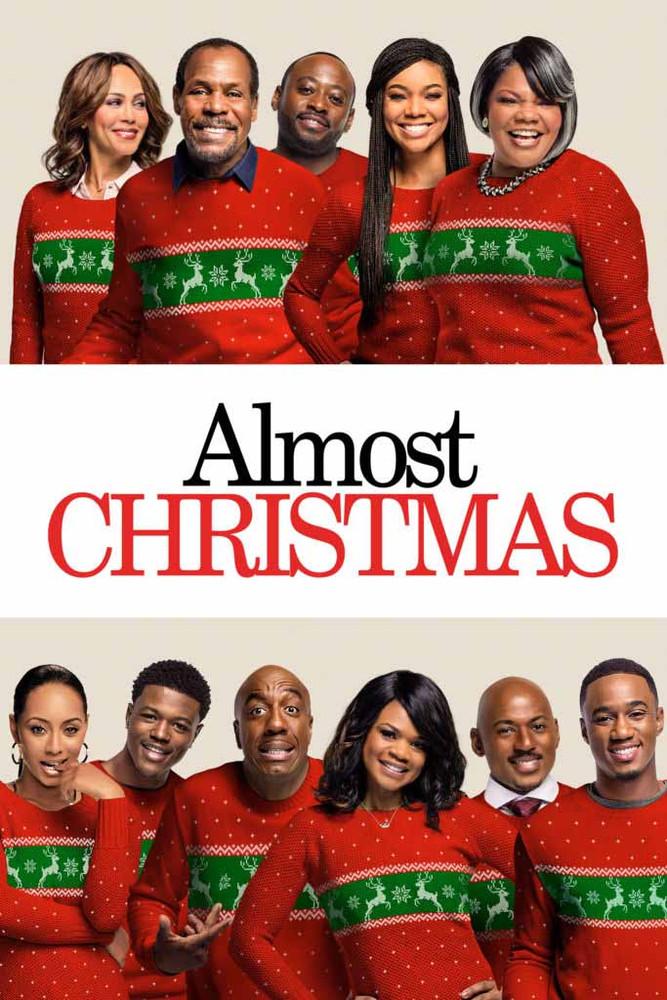 Almost Christmas [Vudu HD or Movies Anywhere HD  via Vudu]