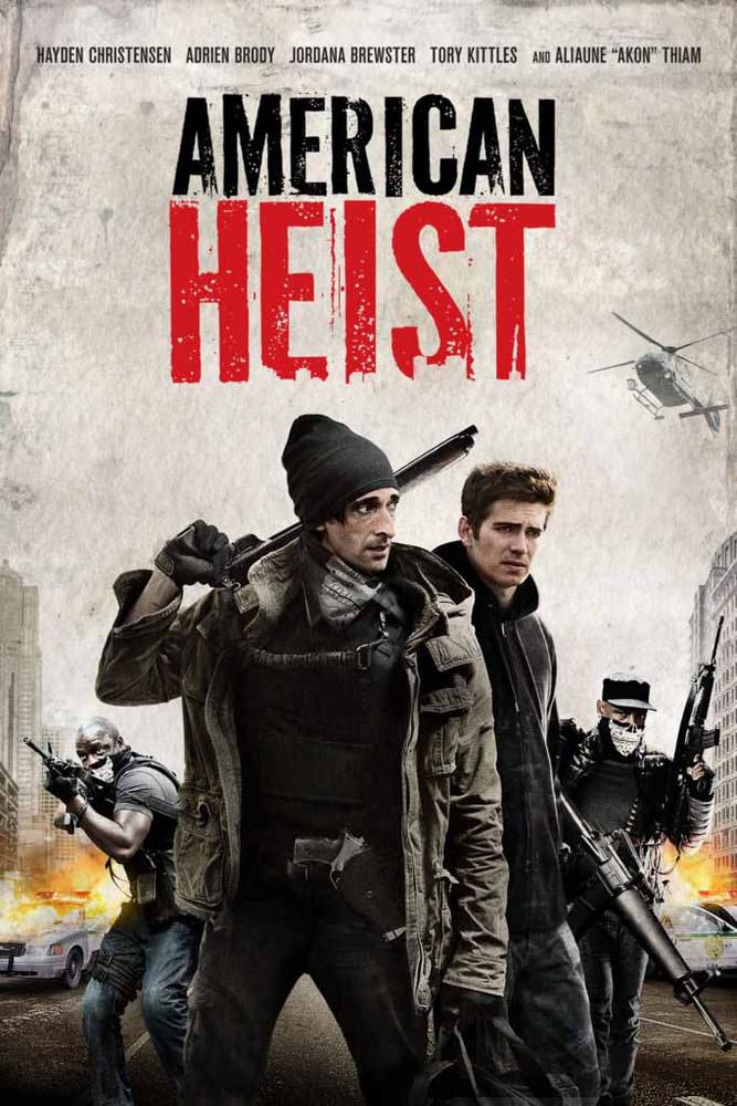 American Heist [Vudu SD]
