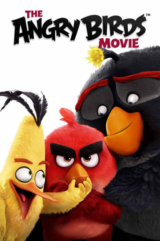 Angry Birds [Movies Anywhere HD, Vudu HD or iTunes HD via Movies Anywhere]