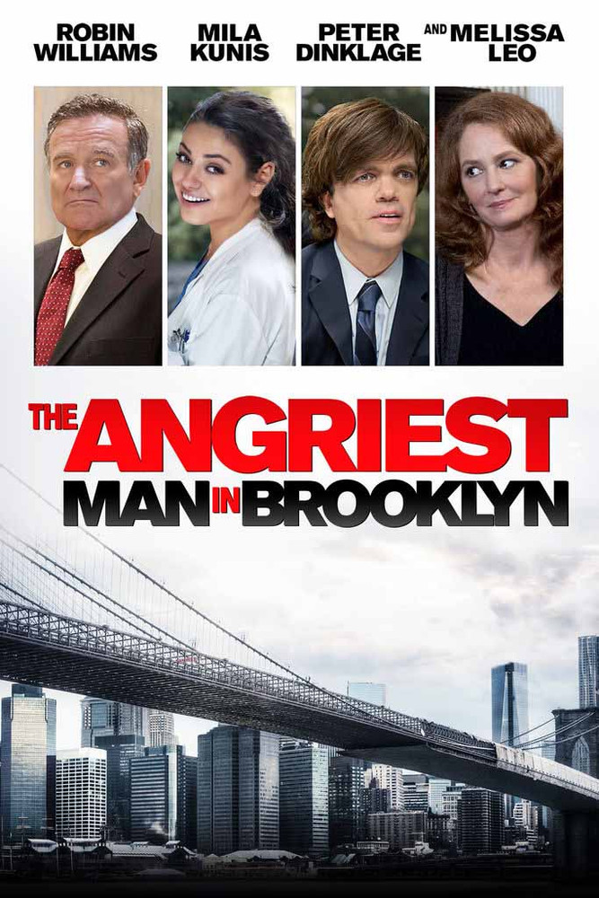 The Angriest Man in Brooklyn [Vudu SD]