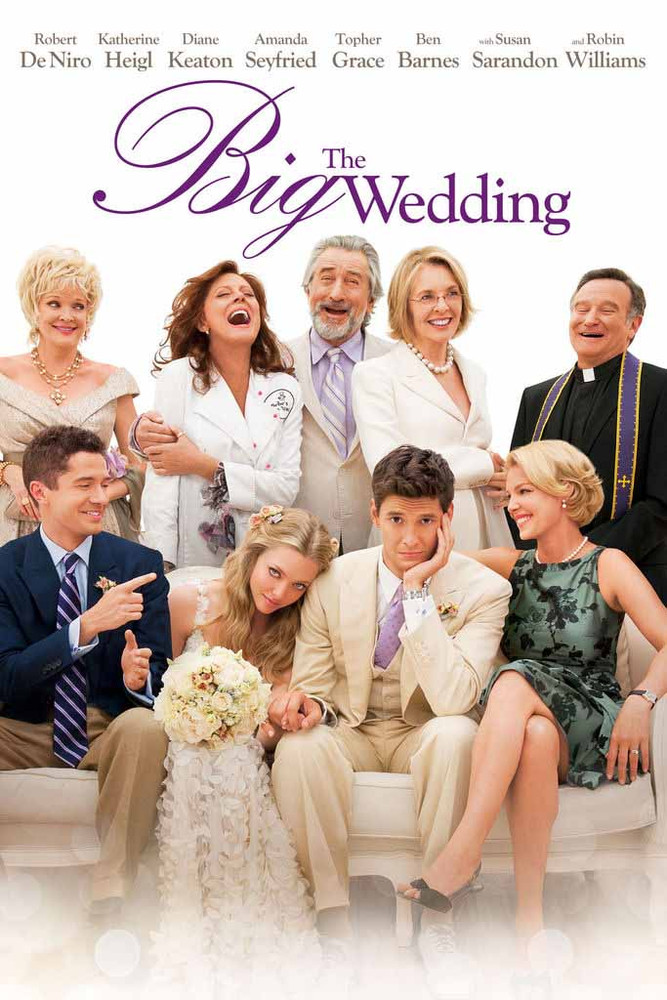 The Big Wedding [Vudu HD]