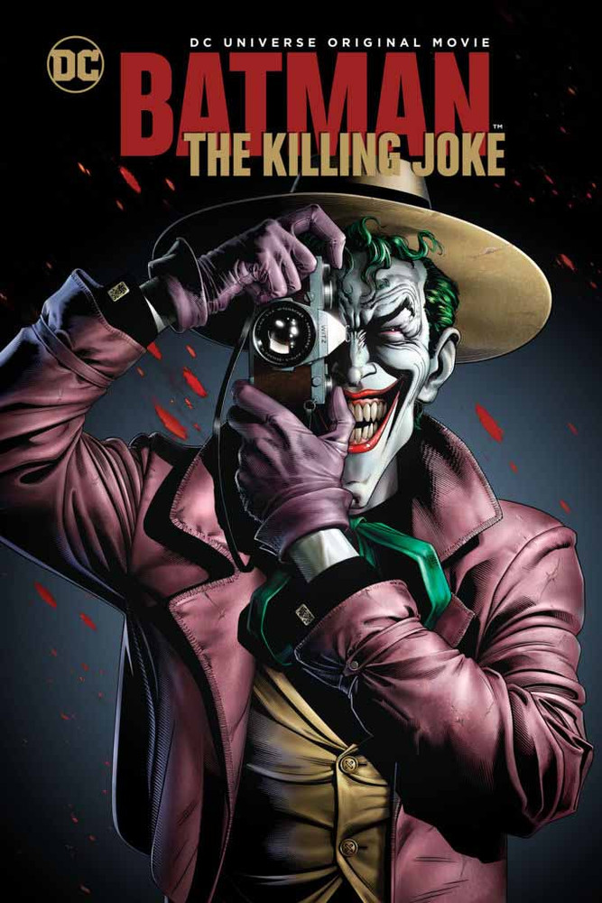 Batman: The Killing Joke [Movies Anywhere HD, Vudu HD or iTunes HD via Movies Anywhere]