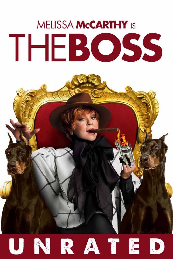 The Boss (Unrated) [Vudu HD or Movies Anywhere HD  via Vudu]