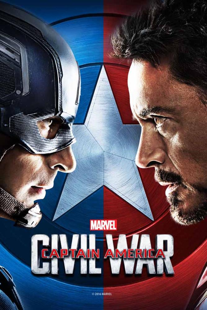 Captain America: Civil War [Movies Anywhere HD, Vudu HD or iTunes HD via Movies Anywhere]