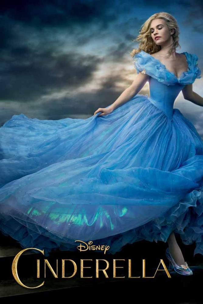 Cinderella [Movies Anywhere HD, Vudu HD or iTunes HD via Movies Anywhere]
