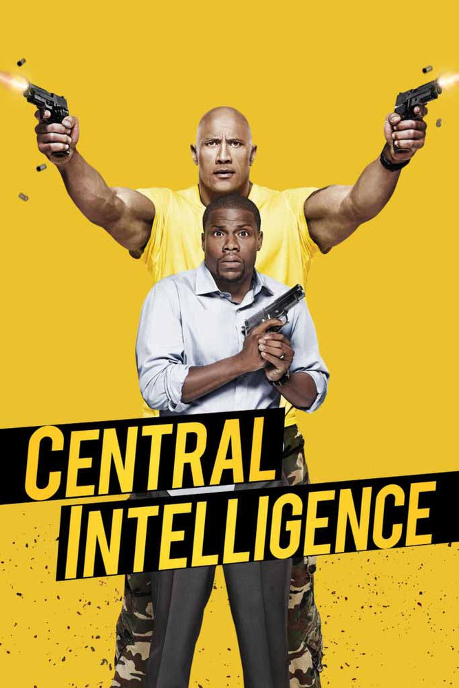Central Intelligence [Movies Anywhere HD, Vudu HD or iTunes HD via Movies Anywhere]