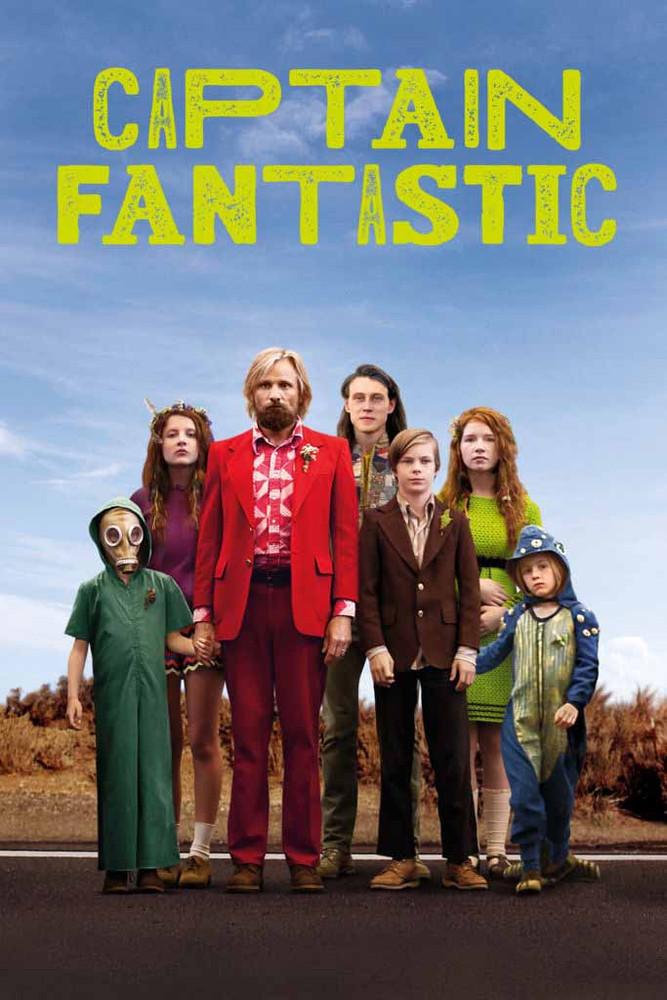 Captain Fantastic [Vudu HD or Movies Anywhere HD  via Vudu]