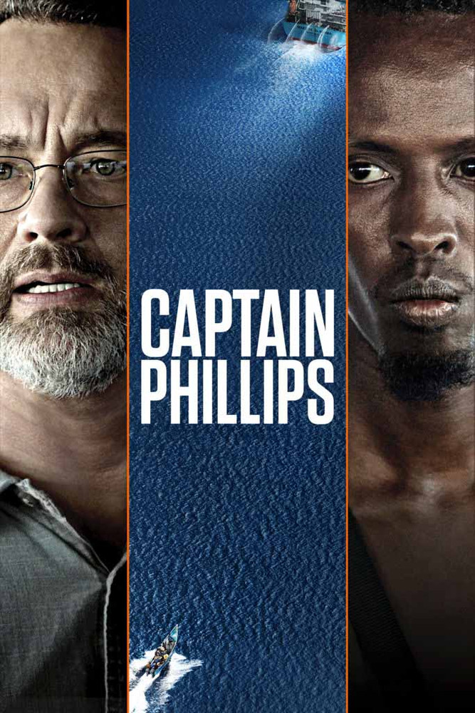 Captain Phillips [Movies Anywhere HD, Vudu HD or iTunes HD via Movies Anywhere]