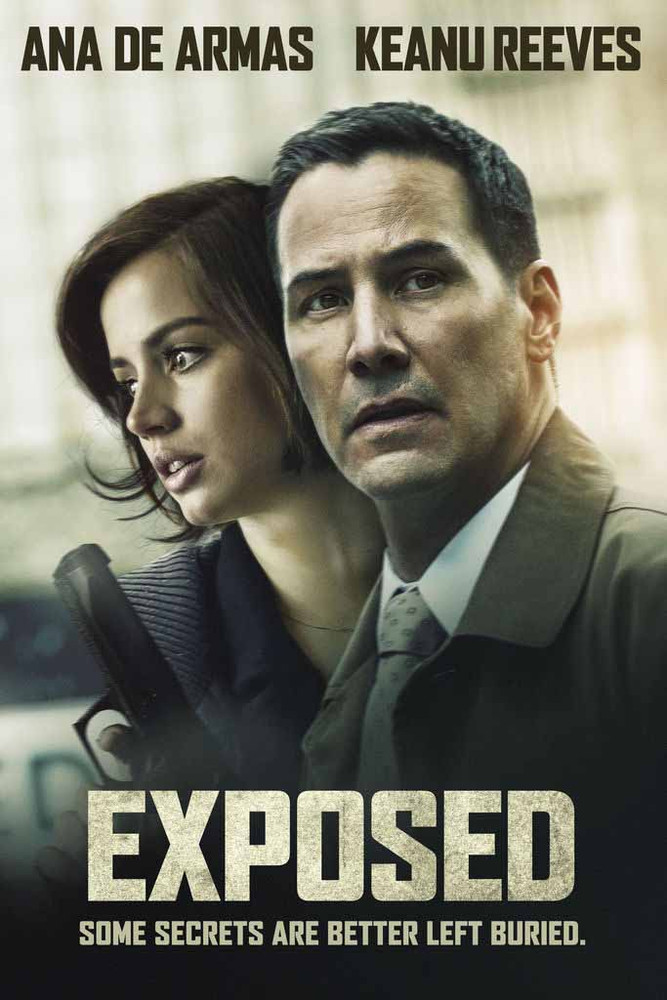 Exposed [Vudu SD]